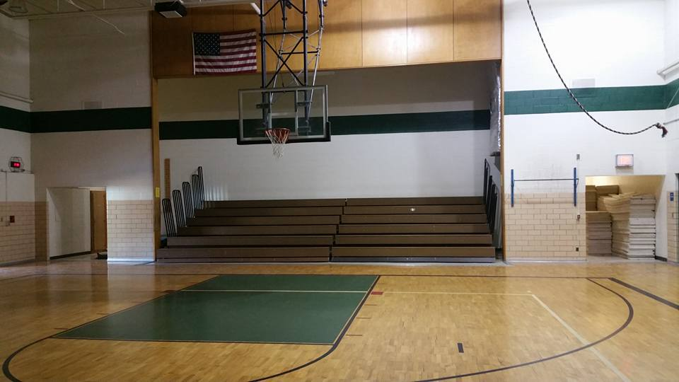 Baker Middle School Gym