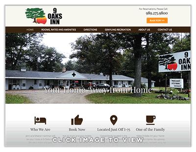9 Oaks Inn