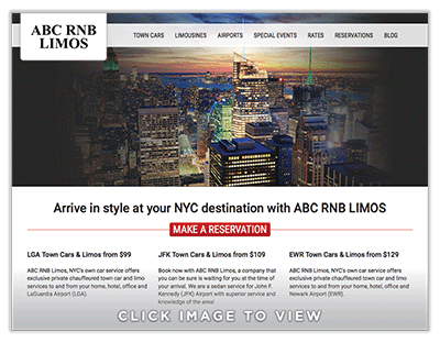 ABC RNB Luxury Transportation & Concierge