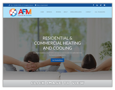 AMF Heating & Cooling