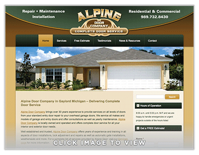 Alpine Door Company