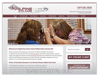 Alpine Eye Care