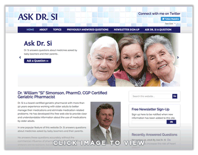 Ask Dr. Si