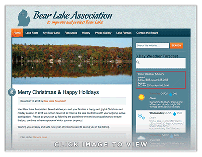 Bear Lake Association