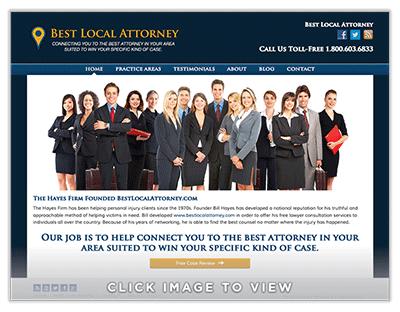 Best Local Attorney