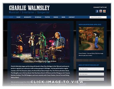Charlie Walmsley