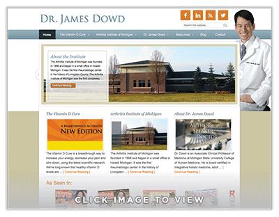 Dr. James Dowd