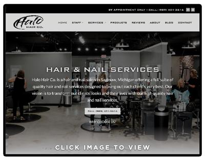 Halo Hair Co.