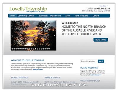Lovells Township