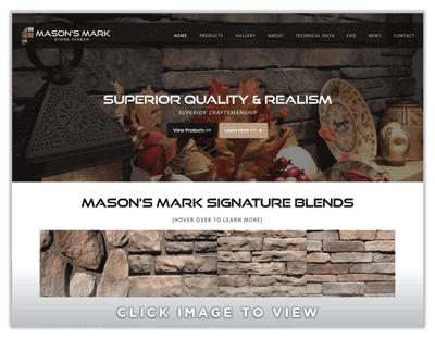 Masons Mark Stone