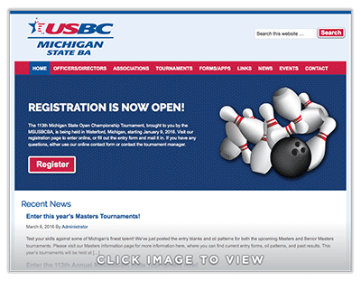 Michigan State USBC Bowling Association