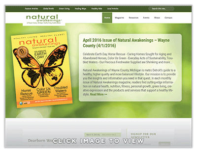 Natural Awakenings-Wayne County