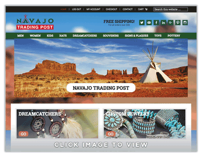 Navajo Trading Post
