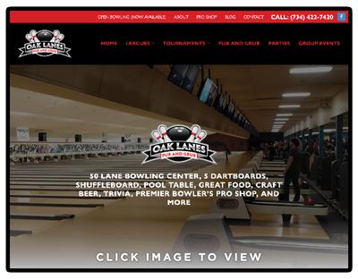 Oak Lanes Bowling Center