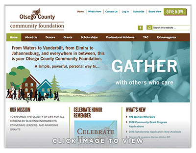 Otsego County Community Foundation