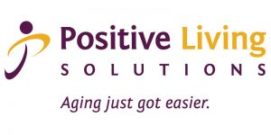 positive-living-solutions-logo-design