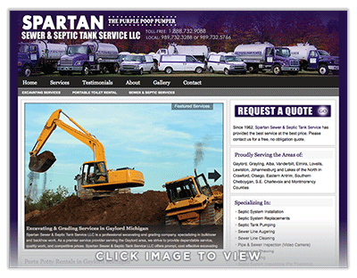 Spartan Sewer and Septic Tank Service
