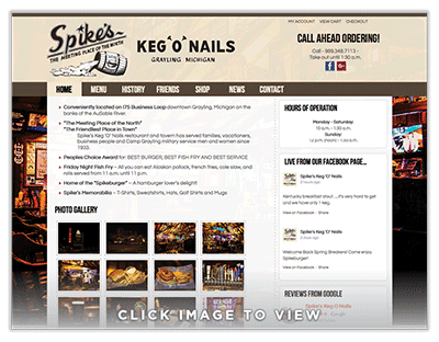 Spike's Keg-O-Nails