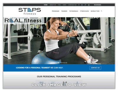 Steps Fitness
