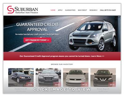 Suburban Auto Finance
